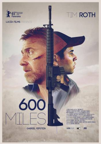 600 Miles / 600 Мили (2015)