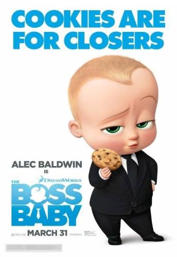 The Boss Baby / Бебе Бос (2017)