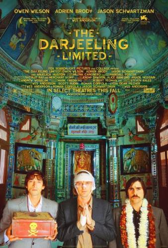 The Darjeeling Limited / Дарджийлинг ООД (2007)