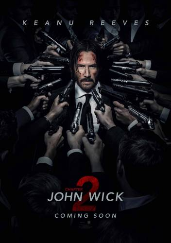 John Wick: Chapter 2 / Джон Уик 2 (2017)