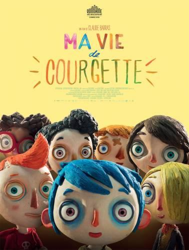 Ma Vie De Courgette / Животът ми като Тиквичка (2016)