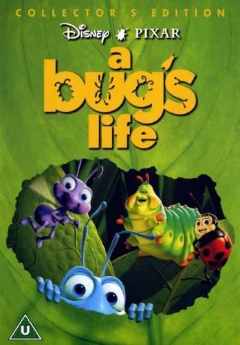 A Bug's Life / Животът на буболечките (1998)
