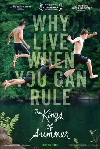 The Kings of Summer / Кралете на лятото (2013)