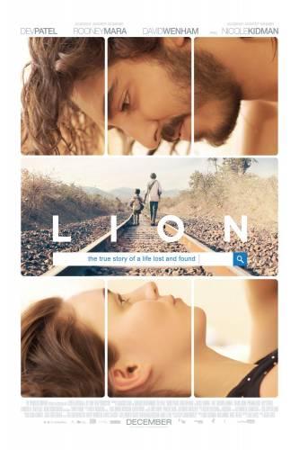 Lion / Лъв: Стъпки към дома (2016)