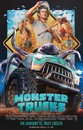 Monster Trucks / Монстър Тръкс (2016)
