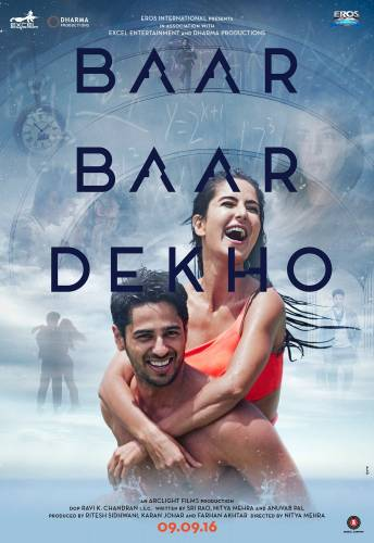 Baar Baar Dekho / Погледни отново (2016)