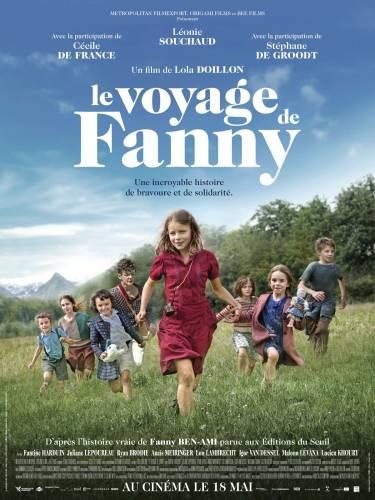 Le voyage de Fanny / Пътуването на Фани (2016)