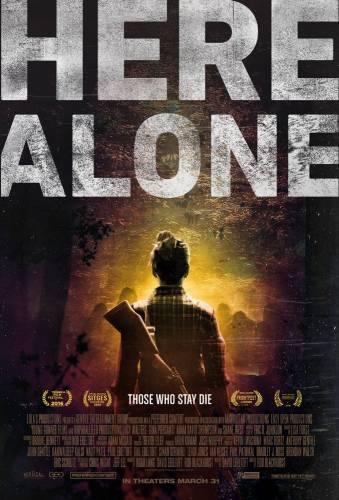 Here Alone / Тук сама (2016)