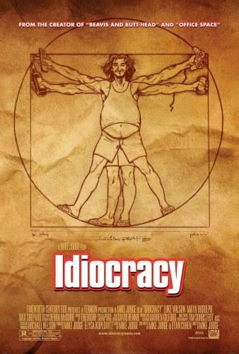 Idiocracy / Власт на Идиотите (2006)