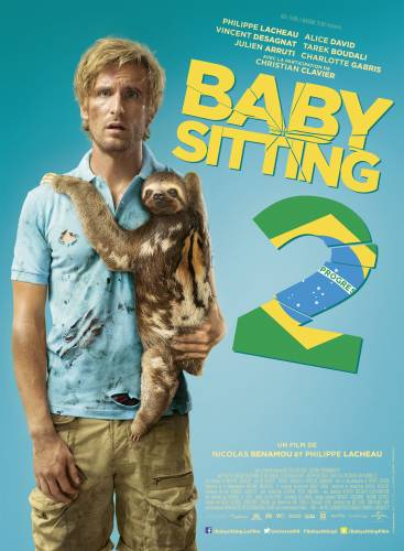 Babysitting 2 / Всичко се обърка (2015)