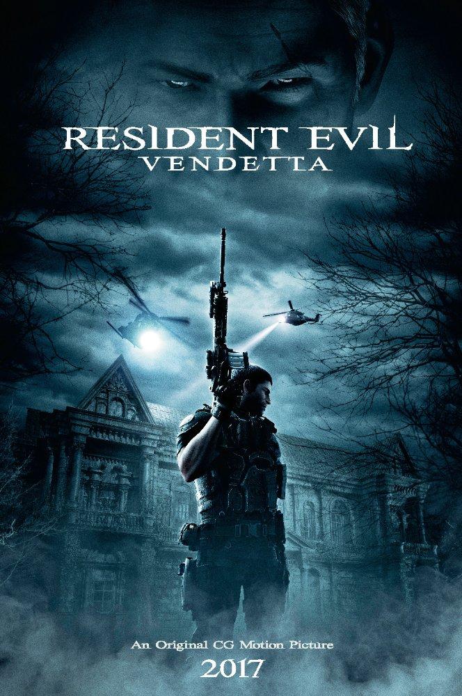Resident Evil: Vendetta / Заразно зло: Вендета (2017)