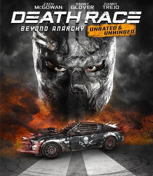 Death Race 4: Beyond Anarchy / Смъртоносна надпревара 4: Отвъд анархията (2018)