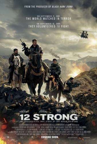 12 Strong / 12 силни (2018)
