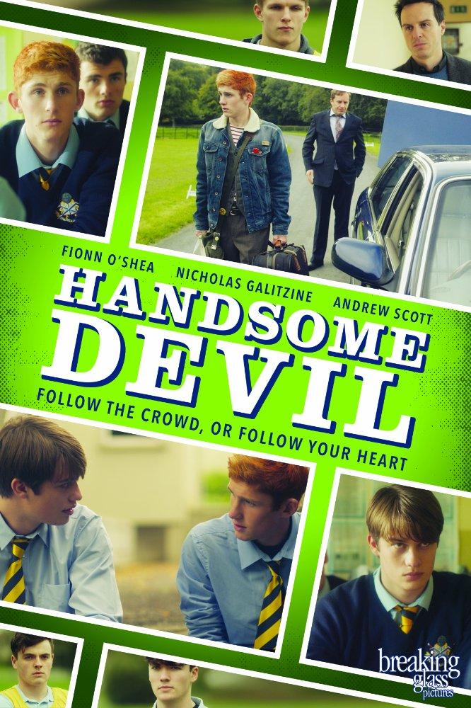 Handsome Devil / Красивият дявол (2016)