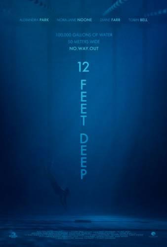 12 Feet Deep / 3 метра дълбочина (2016)