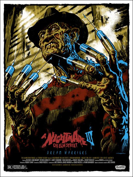 Nightmare on Elm Street III: Dream Warriors / Кошмар на улица Елм III: Войни на съня (1987)