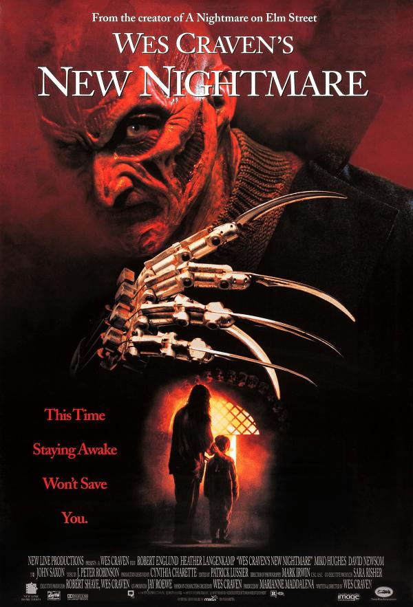 Nightmare on Elm Street VII: New Nightmare / Кошмар на улица Елм VII: Последния Кошмар (1994)