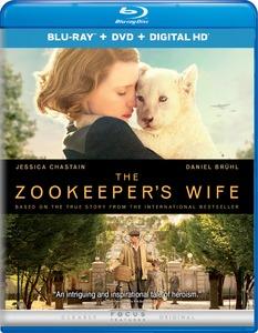 The Zookeeper's Wife / Жената на зоопазача (2017)