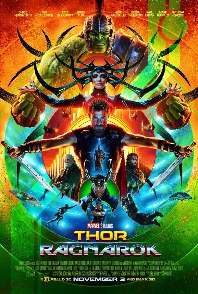 Thor: Ragnarok / Тор: Рагнарок (2017)