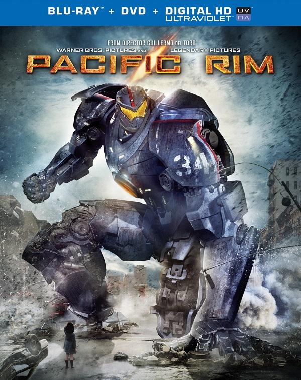 Pacific Rim / Огненият пръстен (2013)