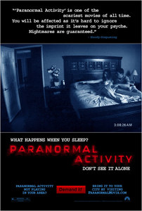 Paranormal Activity / Паранормална активност (2007)