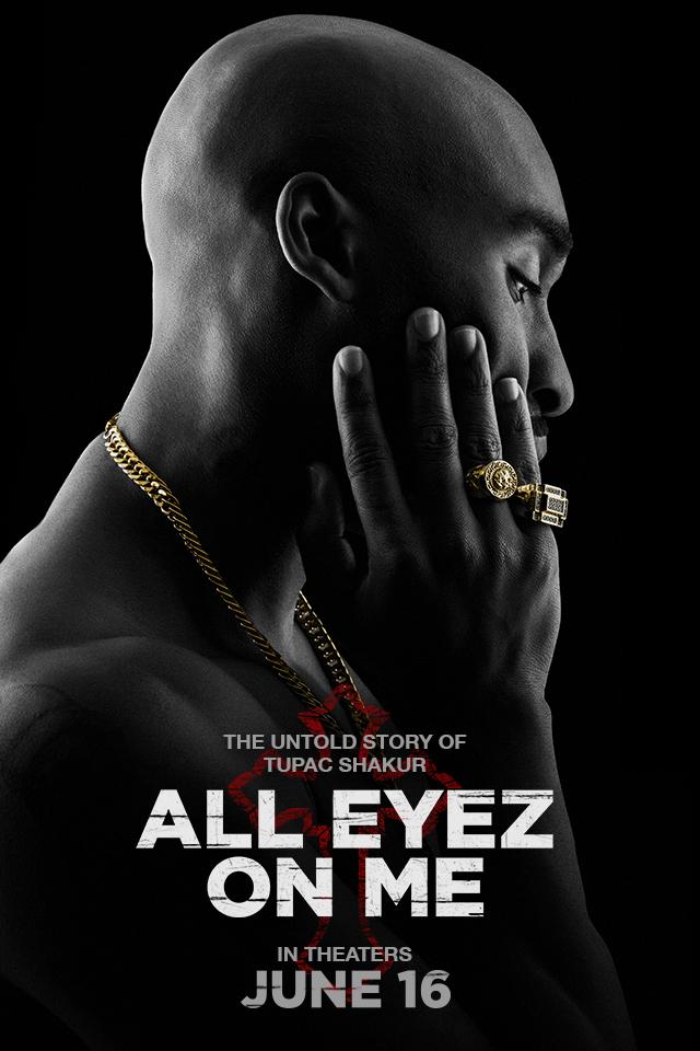 All Eyez on Me / Тупак Шакур (2017)