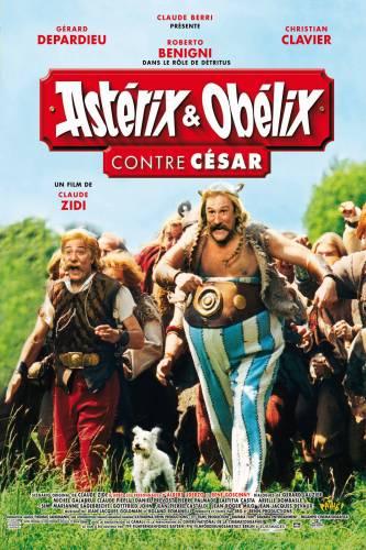Asterix & Obelix contre Cesar / Астерикс и Обеликс срещу Цезар (1999)