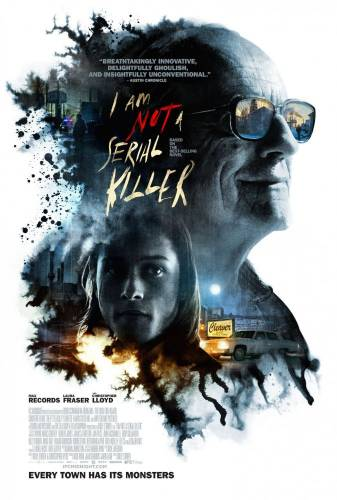 I Am Not a Serial Killer / Аз не съм сериен убиец (2016)