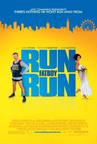 Run, Fatboy, Run / Бягай, дебелако, бягай (2007)