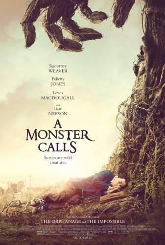 A Monster Calls / Часът на чудовището (2016)