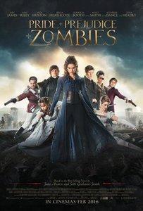 Pride and Prejudice and Zombies / Гордост и предразсъдъци и зомбита (2016)