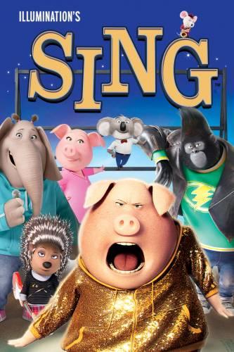Sing / Ела, изпей (2016)