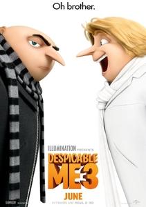 Despicable Me 3 / Аз, проклетникът 3 (2017)