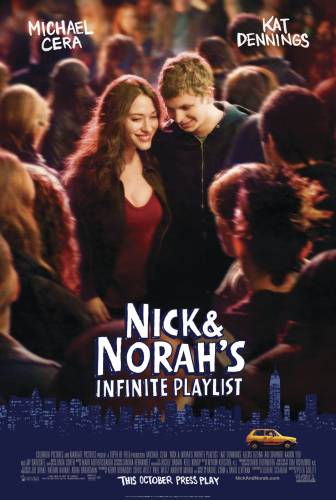 Nick and Norah's Infinite Playlist / Гадже за 5 минути (2008)