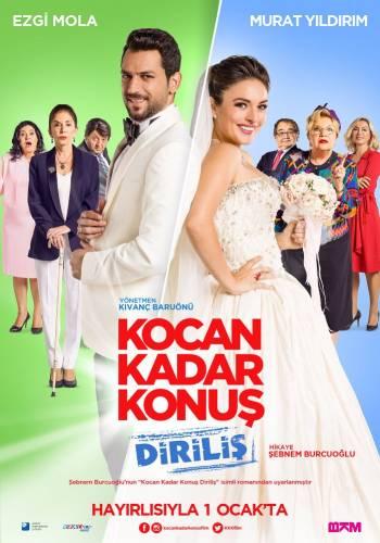 Kocan Kadar Konus Dirilis / Говори колкото мъжа си 2 (2016)