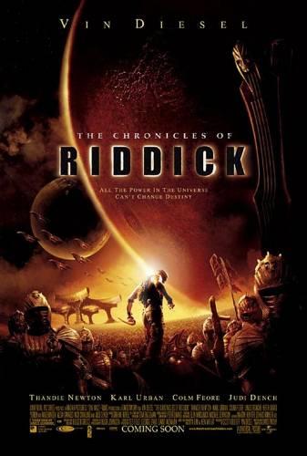 The Chronicles of Riddick / Хрониките на Ридик (2004)