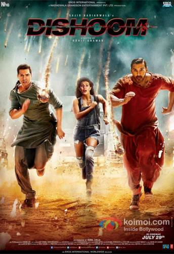 Dishoom / Изстрели (2016)