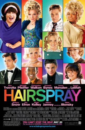 Hairspray / Лак за коса (2007)