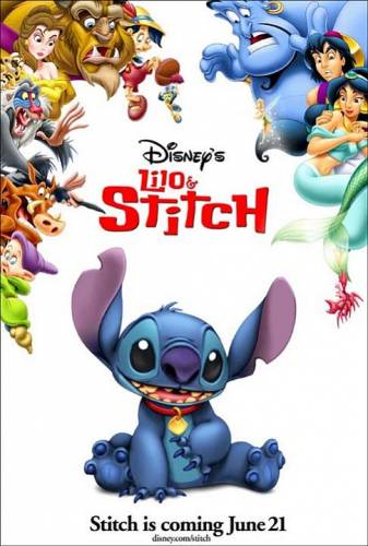 Lilo and Stitch / Лило и Стич (2002)