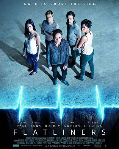 Flatliners / Линия на смъртта (2017)