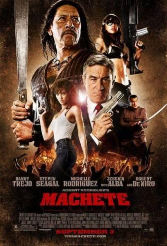 Machete / Мачете (2010)
