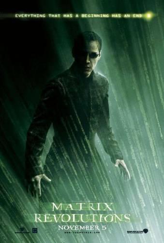 The Matrix Revolutions / Матрицата: Революции (2003)