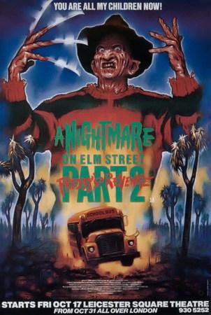 Nightmare on Elm Street II: Freddy`s Revenge / Кошмар на улица Елм II: Отмъщението на Фреди (1985)
