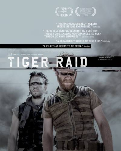 Tiger Raid / Нахлуване (2016)