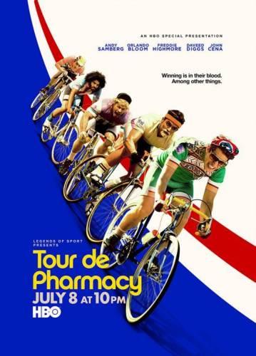 Tour de Pharmacy / Обиколката на малката друсалка (2017)