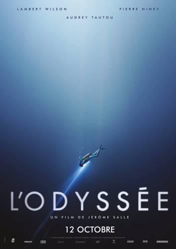 L'odyssee / Одисеята на Жак-Ив Кусто (2016)