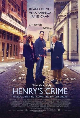 Henry's Crime / Престъплението на Хенри (2010)