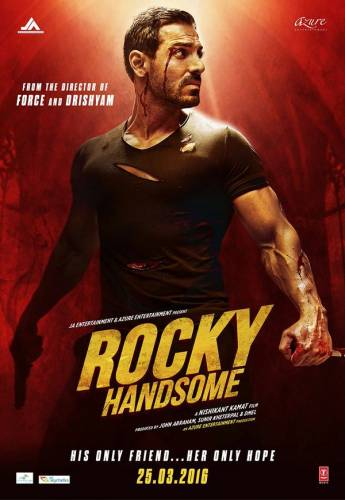 Rocky Handsome / Роки Красавеца (2016)