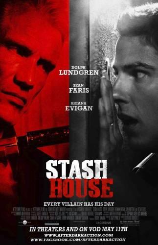 Stash House / Скривалище на наркотици (2012)