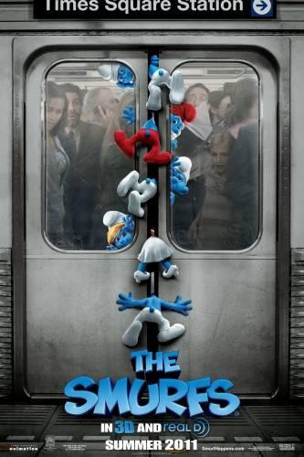The Smurfs / Смърфовете (2011)